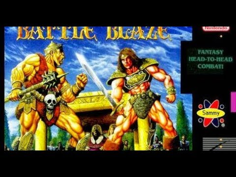 Альманах жанра файтинг - Выпуск 15 - Shogun warriors, Battle blaze, Versus hero