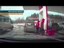Запись видеорегистратора вскрыла схему хищения топлива на заправке-Авторынок ПАУТИНА