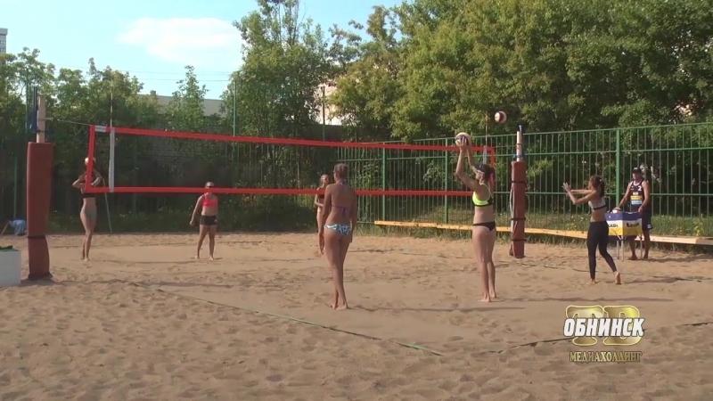 14 08 2018 Пляжный волейбол