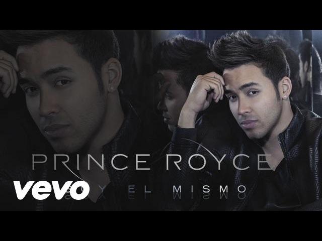 Prince Royce - Te Robaré (audio)