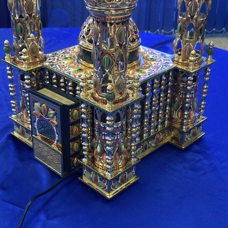 """Vladislav on Instagram: """"Мечеть-светильник «Чор-Минор» (четыре минарета) Для каждого верующего человека огромное значение имеет место, где хранятся..."""