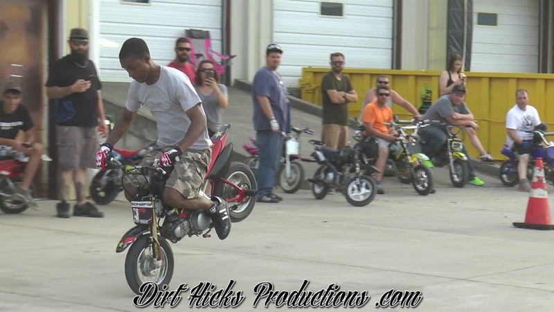 DUDE DATE 2018 STOPPIE COMP - FIDDY FRIDAY @ THE 50 FACTORY