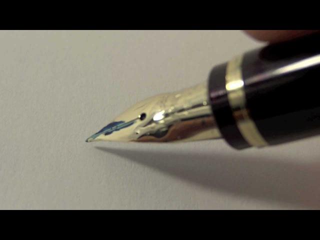 Custom Namiki Falcon Resin Fountain Pen HD