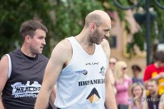Железка Streetball Challenge 2013 Рязань