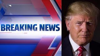 NEWS ALERT President Trump Latest News Today 8 18 18 White House news USA Morning News