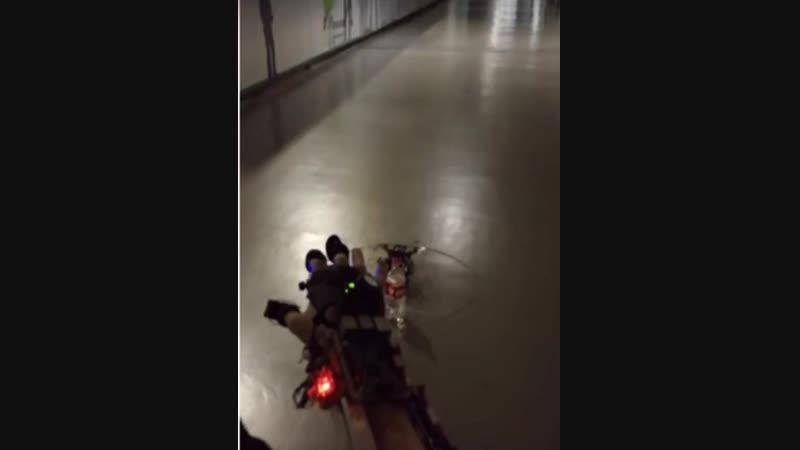 Drone imu control test 2