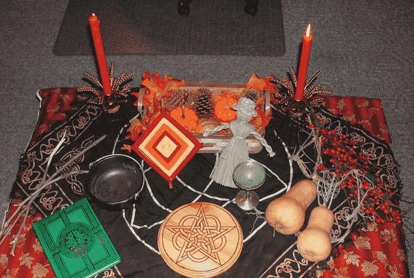 Яблочный ритуал на Осеннее Равноденствие (Мабон)