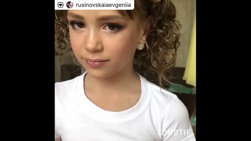 Полина Грищенко, 6 лет «Вита-Стайл»