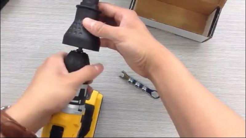 Адаптер для заклепок на шуруповерт DEKO