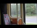 Поездка на трамвае Tatra KTNF6 по линии Шёнайхе Берлин