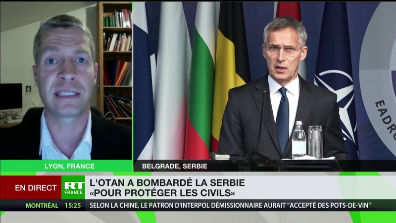 Nikola Mirkovic : L'OTAN est devenue une organisation d'attaque»