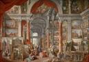 Уровень любви к детализации - итальянский художник Джованни Паоло Панини и его картина Га…