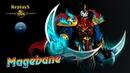 HoN - 920 GPM - Magebane - 🇸🇬 Koomanp Immortal_Rank