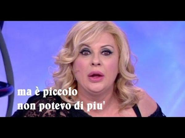 L'INCREDIBILE TINA CIPOLLARI IL FIGLIO VIENE BOCCIATO LEI GLI REGALA UN....