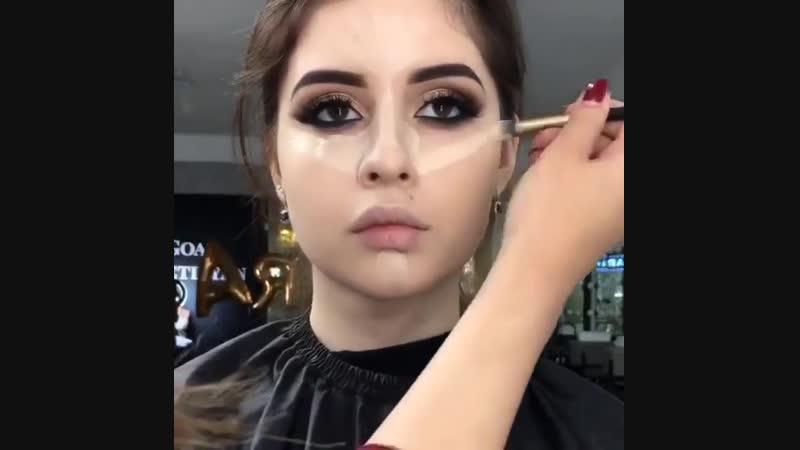 Безумно красивый макияж