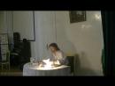 Отр. спект. Сны о Есенине - Есть одна хорошая песня у соловушки
