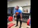 🔥Владимир Марченко🔥 тянет 350 кг на 2