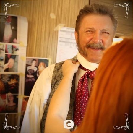 """Телеканал СТБ on Instagram: """"☝️ Це відео варто подивитися - Станіслав Боклан вражає своєю щирістю! А вже 25 лютого на СТБ спостерігайте за його г..."""