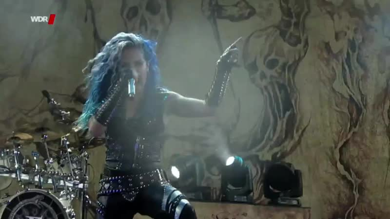 Arch Enemy - Live (Summer Breeze 2018)