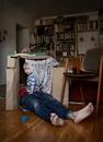 Шведский фотограф Йохан Бавман снимает пап…
