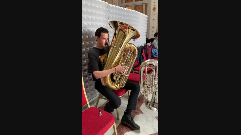 Wessex TB693 6_⁄4 BBb tuba - Will Druiett play Prokofiev