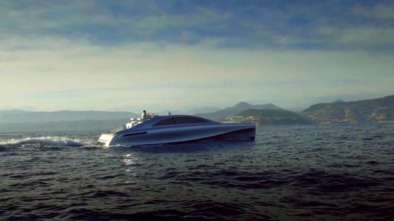 Mercedes-Benz Style luxury yacht Arrow460 Granturismo