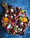 Кто уже соскучился по свежим фруктам и ягодам?