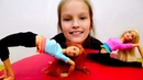 Что умеет новенькая Барби и Школа гимнастики. Видео про куклы