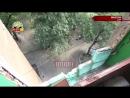 Взрыв бытового газа в Макеевской многоэтажке