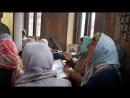 Пение «Отче наш», Престольный праздник храма в честь Св. Луки Крымского военного госпиталя, г. Рязань, 11-06-2018
