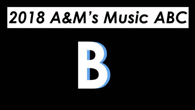 2018 AM's Music ABC | Letter B