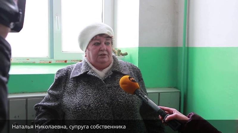Взрыв газа в Красноярске