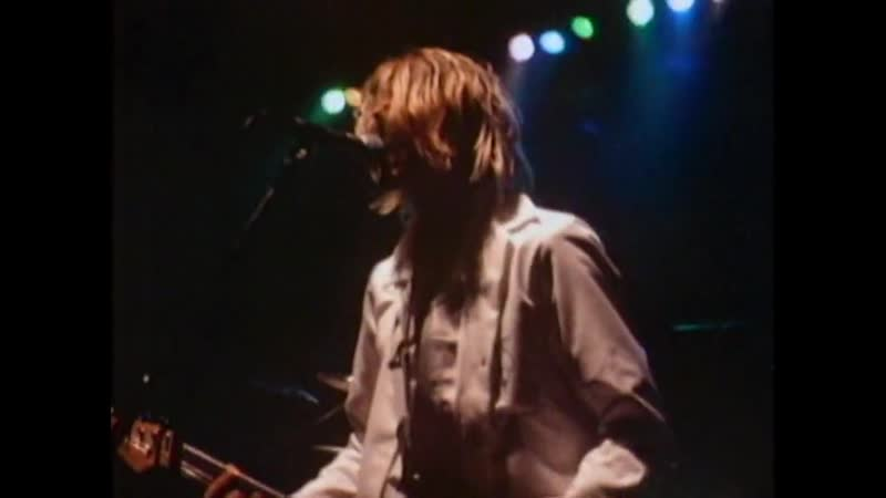 NIRVANA - SCHOOL (live Rotterdam 01/09/91) - 1991: The Year Punk Broke