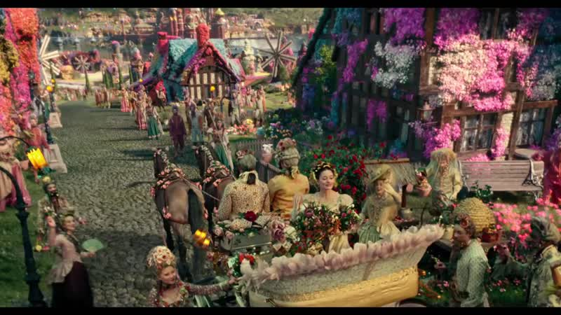 Disneys The Nutcracker and the Four Realms - Family Traditions Featurette