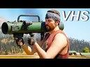 Far Cry 5 2018 - русский трейлер - озвучка VHS