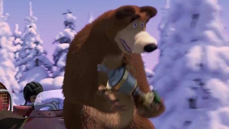 Маша и медведь 2009 2015 серии 12 16
