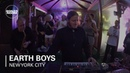 Earth Boys Live Set Boiler Room x Fourth World New York City