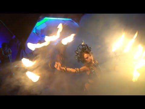 SKAZKA FESTIVAL 2018 ASTRAL PROJECTION FOREST TRIBE HANNA NARAYAN 4k