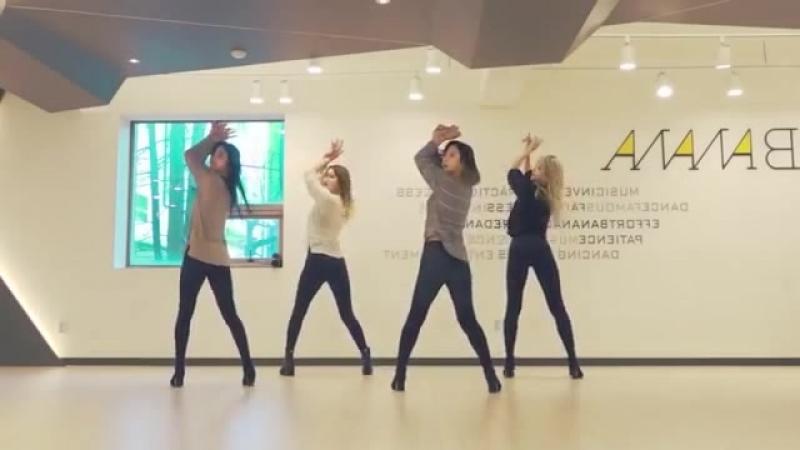 EXID_ (DDD) Dance