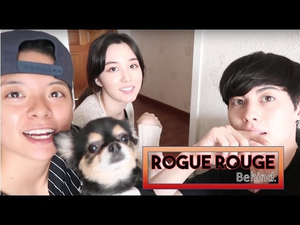 BEHIND Rogue Rouge: RIGHT NOW (feat. Gen Neo)