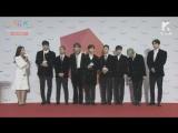 [CUT] 171202 Melon Music Awards: Red Carpet @ EXO