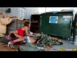 Jade Jantzen - Dumpster Diving All Sex, Hardcore, Blowjob, Gonzo