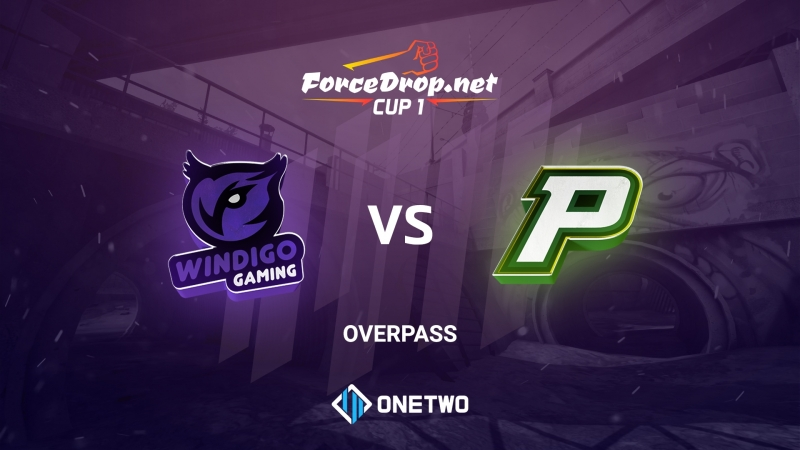 Windigo vs Property (de_overpass)   ForceDrop.net Cup 1