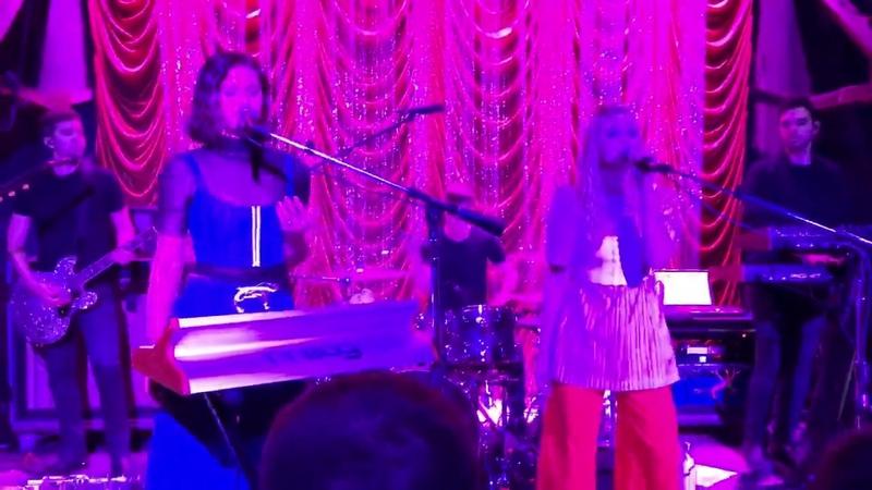 I Know by Aly AJ live @ The Fillmore Philadelphia 6 12 18