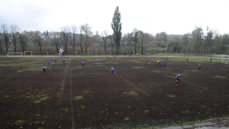 Олімп-ЛНЗ-Лебедин -0:1 (гол Грицая на 40-й хв.)
