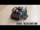 RoboBUG - Lego mindstroms ev3 walking robot sumo