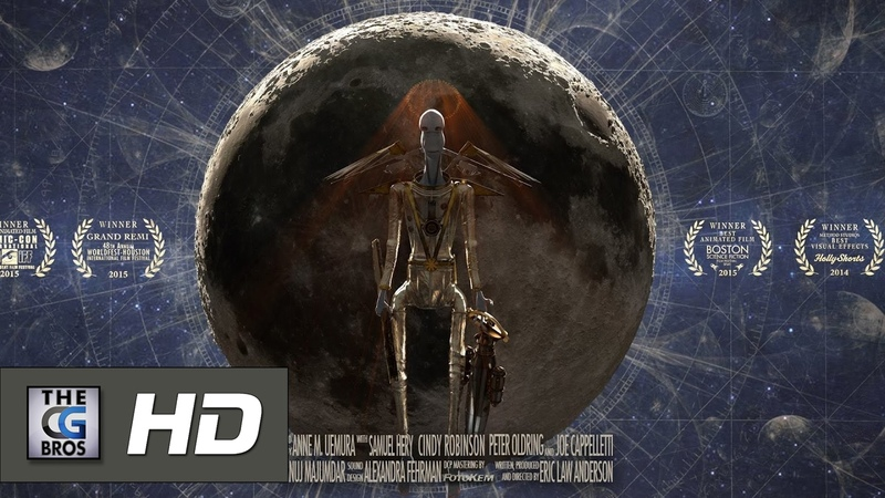 **Multi-Award-Winning** CGI Animated Short : The Looking Planet - by Eric Law Anderson