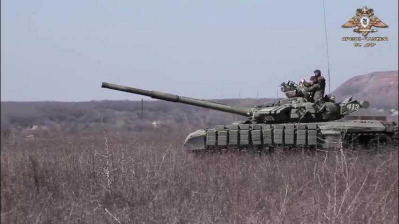 Защитники Горловки – 3-я гвардейская бригада