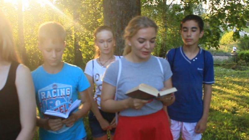 26 июля - литературный вечер, посвящённый поэту Н. А. Заболоцкому (2)