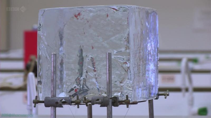 BBC «Тайная жизнь льда» (Научно-познавательный, исследования, гляциология, 2011)